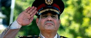 Egitto, giro di vite di Al Sisi: 101 dimostranti condannati a 5 anni