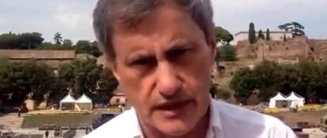 Video di Alemanno: vergogna Marino, hai regalato il Circo Massimo per il concerto dei Rolling Stones