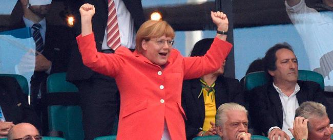 La Merkel sostiene Schulz, il Pse ricambia. La Meloni: «Fanno solo gi interessi della Germania»