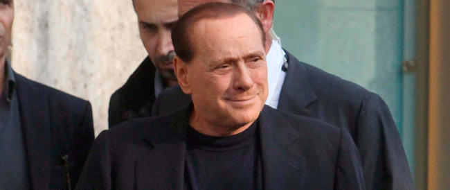 Berlusconi: il centrodestra guardi all'esempio Bergamo, coalizione unita da Fratelli d'Italia al Ncd