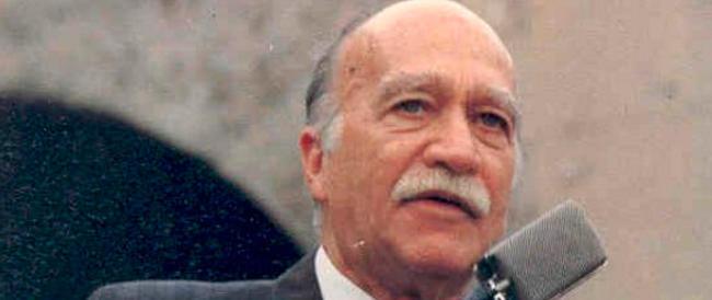 Il convegno su Giorgio Almirante alla Sala della Regina (Camera dei deputati)