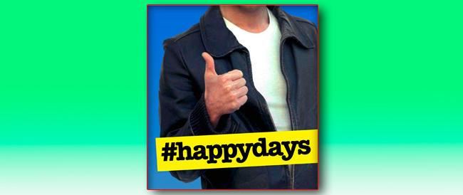 Ed ora dal Nazzareno lanciano l'hashtag della felicità