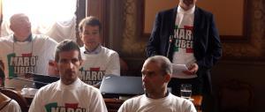 Sui marò trattenuti in India la Mogherini contestata a Bologna dai consiglieri di Forza Italia