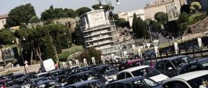 Traffico in tilt a Roma e Marino sulla graticola. E domenica arrivano anche i temuti Rolling Stones…