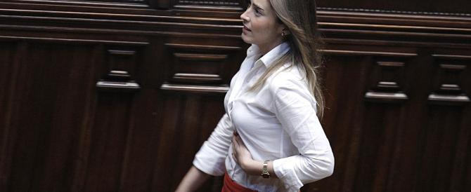 La Boschi ribadisce: sulle riforme sì ad un ampio consenso ma con Forza Italia l'accordo ormai c'è
