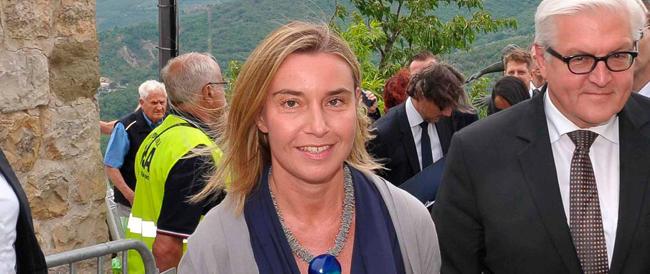 Bini Smaghi sconfessa il premier: inadeguato il ruolo della Mogherini nella Ue