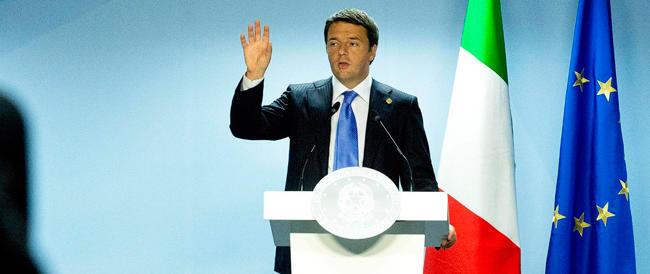 """«Care banche vi aiuto»: così Renzi fa un super-regalo agli amici """"potenti"""""""