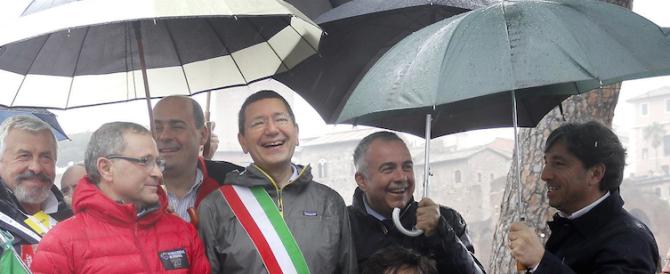 """Roma alluvionata e abbandonata, """"SottoMarino"""" sparisce ancora: la Procura apre un'inchiesta"""