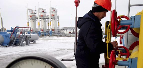 Guerra del gas tra Russia e Ucraina: a rischio anche le forniture per l'Europa