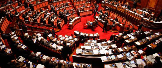 Forza Italia insiste: accordo sull'Italicum. Il Ncd: elezione diretta del Senato. FdI contro le liste bloccate