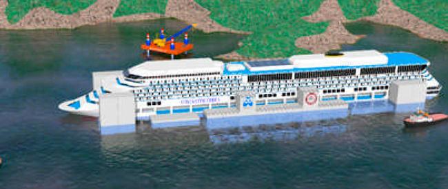 Il trasferimento della Concordia spacca il Pd: Rossi contro il governo sui rischi ambientali