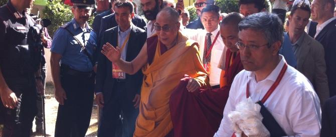"""Il Dalai Lama in Italia: non ho alcuna fiducia sulle """"aperture"""" del governo comunista cinese"""