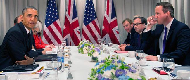 Sull'Ucraina Obama detta la linea al G7: «Mosca colpevole». La replica: «Cinismo senza limiti»