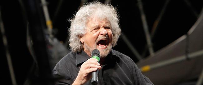 """""""Jobs act"""", Grillo lancia segnali di pace alla minoranza pd. Che replica: """"Sei come Borghezio"""""""