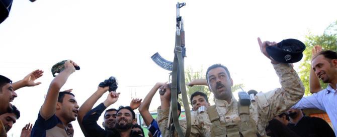 Iran in aiuto dell'ex nemico Iraq, mentre parte la controffensiva di Baghdad contro i miliziani jihadisti