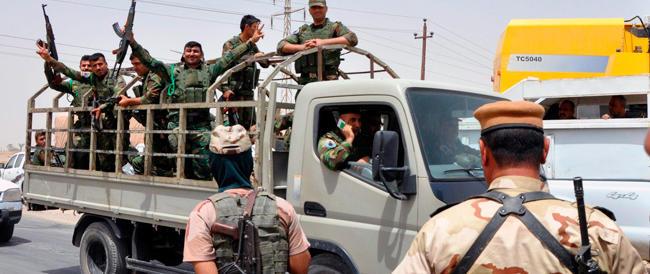 L'Iraq ormai alla guerra civile: irresistibile avanzata dei qaedisti in tutto il Paese