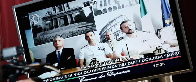 Girone e Latorre: «Abbiamo obbedito a un ordine, abbiamo mantenuto la parola e oggi siamo ancora qui»