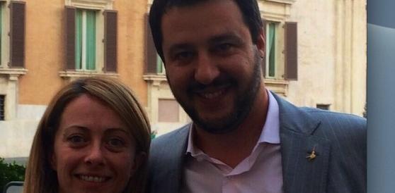 Il primo faccia a faccia Meloni-Salvini: lavori in corso per un centrodestra da rifondare