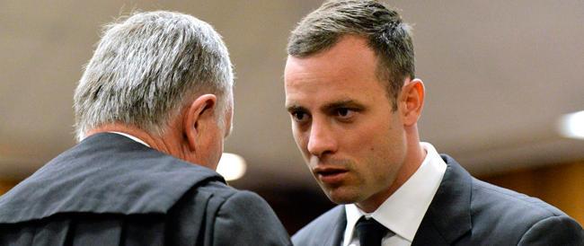 Si aggrava la posizione di Pistorius: per i periti non soffre di disturbi mentali