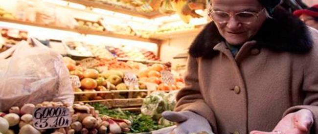 Rapporto Istat-Cnel: italiani più longevi, ma sempre più poveri e anche un po' più depressi