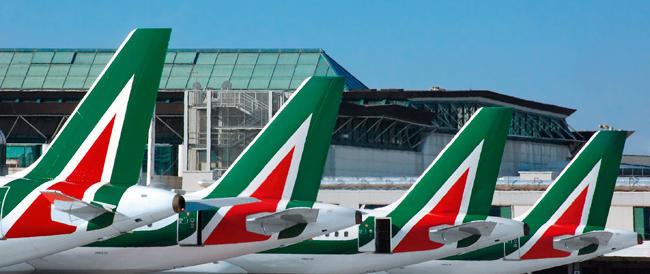 Alitalia: Poste trova l'accordo con le banche, più vicino l'ingresso di Etihad