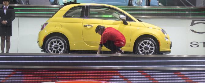 Fiat cresce in Europa, la 500 è l'auto più venduta