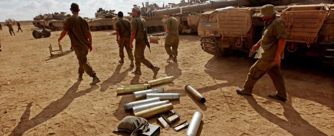 Tregua di 12 ore a Gaza. Ma il numero dei morti continua a salire. A Parigi vertice per il cessate il fuoco