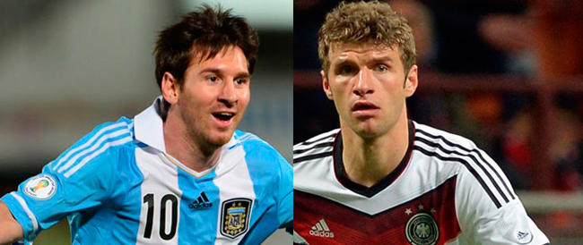 La  finale del Maracanà: perché tiferemo Argentina pur invidiando i tedeschi