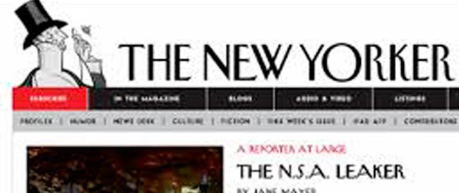 """Gratis sul web tutti gli articoli dell'archivio: il """"New Yorker"""" cambia strategia per monetizzare il successo dell'on line"""