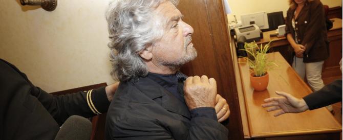 Grillo, vita da casta: mattinata al Senato tra buvette e ristorante. E Casaleggio si trasferisce a Roma…