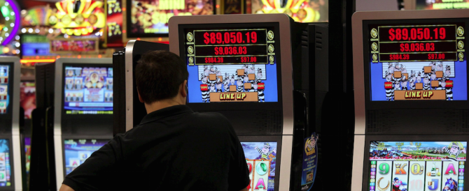 Un'azienda italiana conquista Las Vegas. Che tristezza: prima esportavamo arte e genio, ora slot-machine