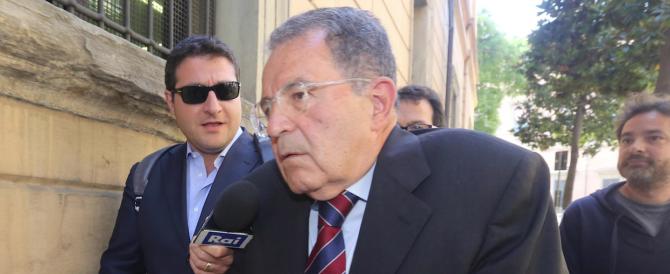 """Prodi """"scagiona"""" Berlusconi: mai saputo nulla della compravendita di senatori, solo chiacchiere…"""