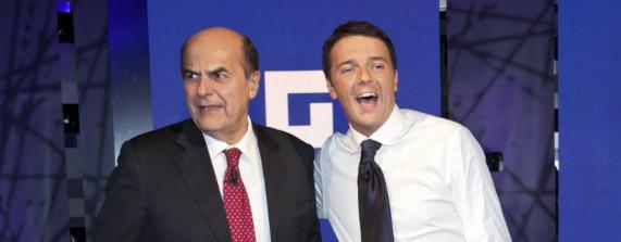 Bersani all'attacco di Renzi: «Così non va, il Pd è diventato il suo comitato elettorale»