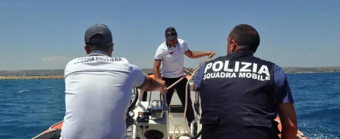 Sbarchi di immigrati a Pozzallo, in manette altri quattro scafisti. E siamo a quota 73…