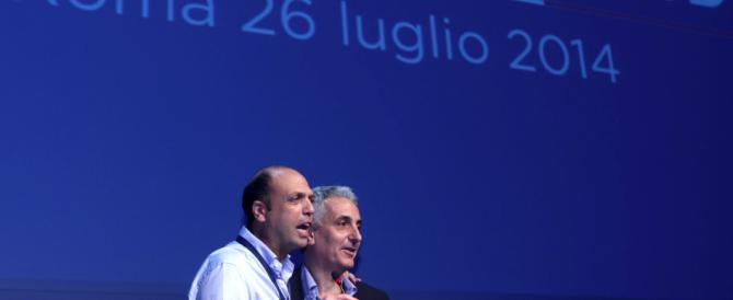 L'appello di Berlusconi scatena uno psicodramma nel Ncd. Alfano prende tempo: «Abbiamo mille giorni»