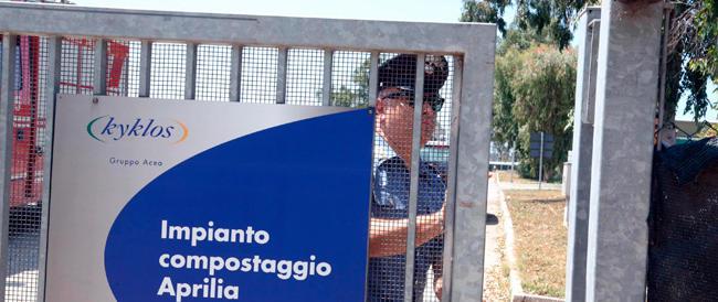 Di lavoro si continua a morire: ad Aprilia due operai asfissiati dalle esalazioni in un impianto di compostaggio