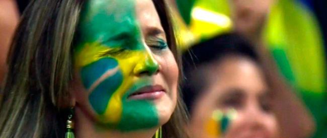 Germania Brasile 7-1, partita storica tra compassione e spietatezza