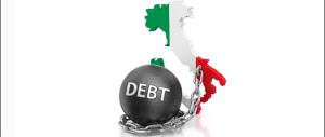 Vola il debito pubblico dell'Italia: in termini assoluti solo la Germania batte il Belpaese