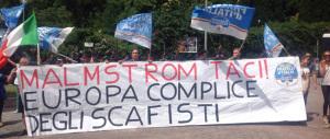 Semestre Ue, subito la protesta di Fratelli d'Italia. Meloni: «Sugli immigrati l'Europa ci lascia soli»