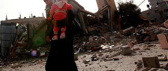 Israele bombarda un orfanotrofio: muoiono tre bambine disabili. Intercettati i razzi dei palestinesi