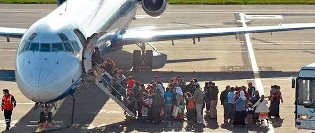 """Gli immigrati che commettono reati e sono espulsi? Per la sinistra europea sono """"deportati"""""""