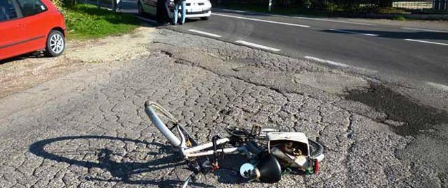 Nuovo codice della strada, scooter e moto di 125 cc in autostrada. Frenata per il reato di omicidio stradale