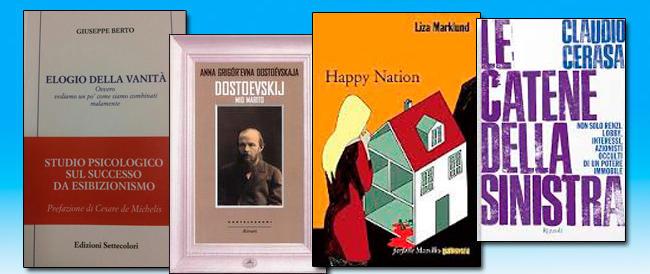 Libri. Un inedito di Berto, Dostoevskij narrato dalla moglie, le catene della sinistra e un giallo scandinavo