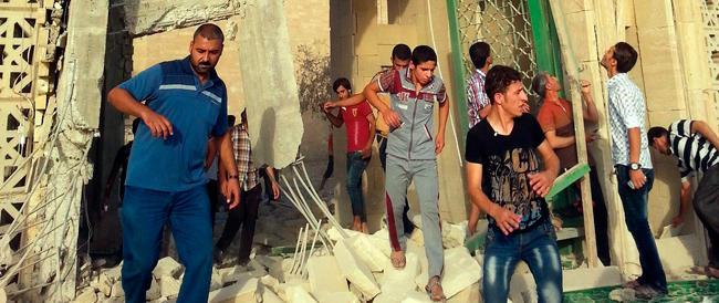 In Iraq è caccia ai cristiani: distrutto il mausoleo di San Giorgio, patrono di Mosul