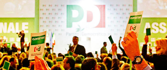 Psicodramma Pd nelle Marche: i consiglieri si distraggono e votano per le ronde