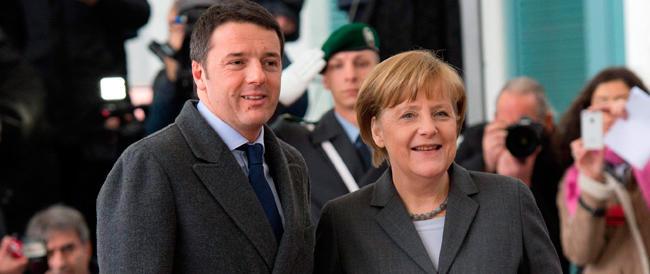 «Pussa via, Merkel». Giù le mani da Alberto Sordi, la sinistra ha troppi scheletri nell'armadio