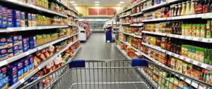 Crisi da fame. L'Istat: in calo anche la vendita dei prodotti alimentari (-1,8)