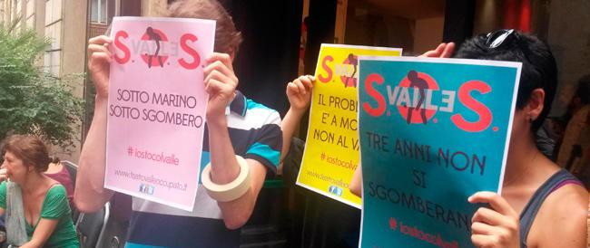 """Teatro Valle, """"avviso di sfratto"""" dal Campidoglio entro il 31 luglio. Gli okkupanti pronti a  presidi anti-sgombero"""