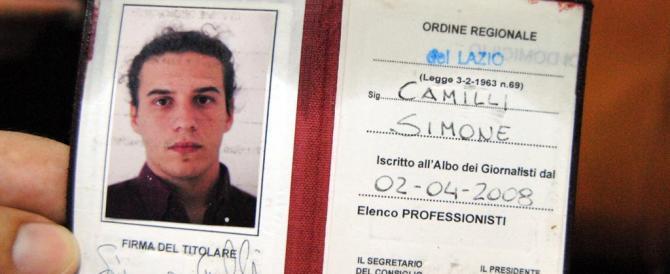 A Gaza muore in un'esplosione un fotografo italiano, Simone Camilli