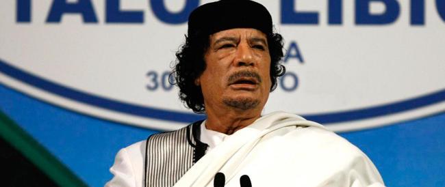 Libia a rischio guerra civile. Gasparri: colpa di chi volle eliminare Gheddafi